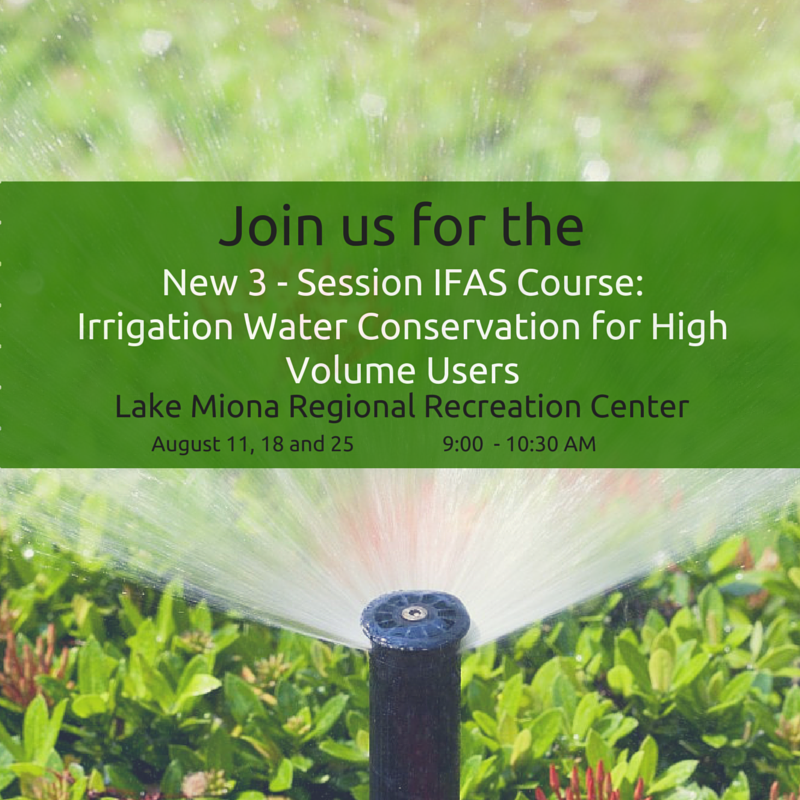 IFAS High Volume Users Workshop August