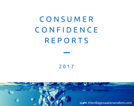 2017 Consumer Confidence Reports